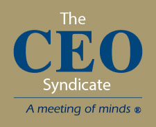 The CEO syndicate programme logo