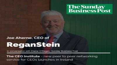 Joe Aherne - CEO ReganStein & Leading Edge Group